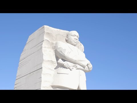 President Trump & Vice President Pence Visit the Martin Luther King Jr. Memorial