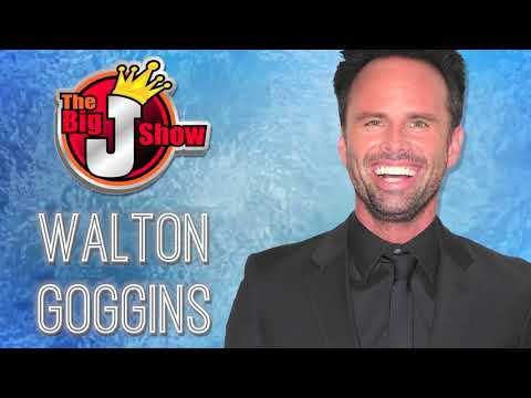 Walton Goggins Interview - The Big J Show