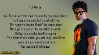 David Banner - 9mm ft. Akon, Lil Wayne & Snoop Dogg (Lyrics)