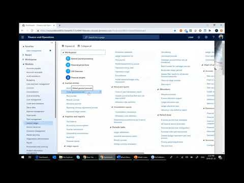 Dynamics 365 | Finance & Operations | New Financial Features | General Journals | Western Computer