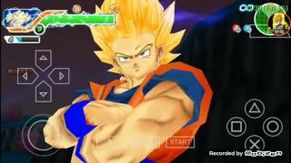 Dragon Ball Z Tenkaichi Tag Team Mod V9(Fix Textures)