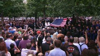 11 settembre, la commemorazione a New York e Washington - diretta live tv