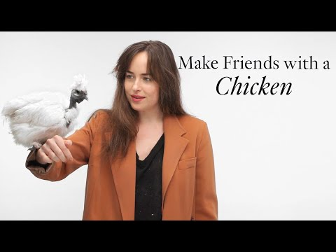 Dakota Johnson Tries 9 Things Shes Never Tried Before | Allure