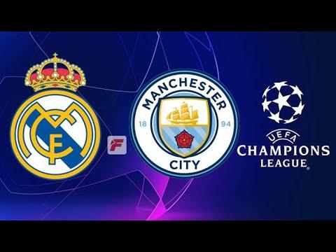 Manchester City – Real Madrid – 8éme de final de la ligue des Champions -Match retour – (FIFA20)