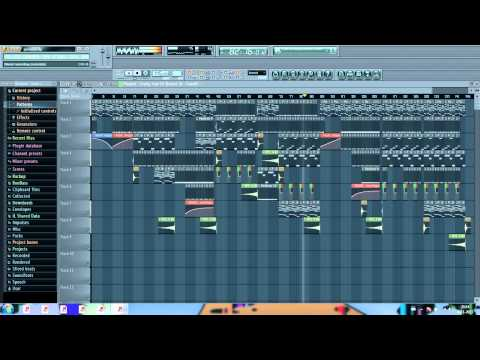 FL Studio: My first Dubstep song! Melody of 'Paradise'
