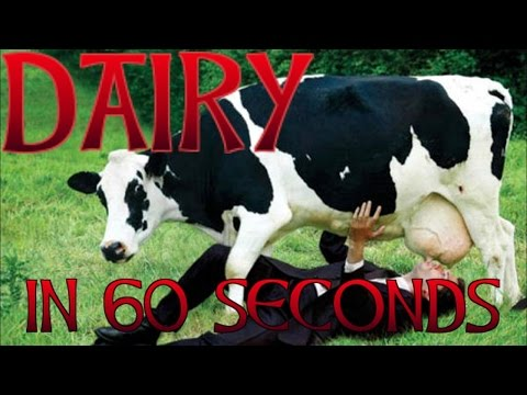 The Dairy Industry in 60 seconds (NON-GRAPHIC)