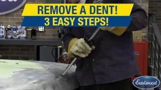 stud weld kit how to repair a dent on your car in 3 easy steps eastwood