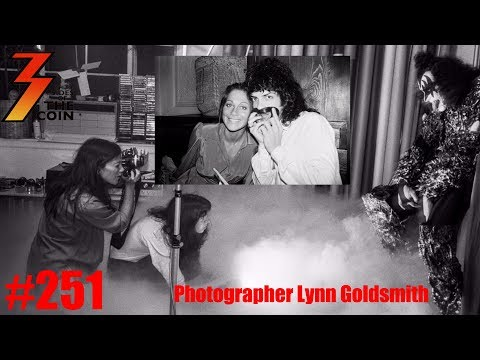 Ep. 251 Lynn Goldsmith Discusses Her Book KISS: 1977 - 1980