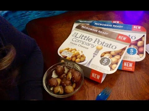 Buyer Beware!  Little Potato Company Microwave Ready, Total FAIL jus sayin' ASMR Whisper