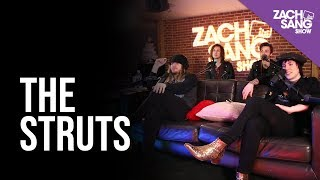 The Struts talk Body Talks ft. Kesha, Victoria Secret Fashion Show & The Rolling Stones