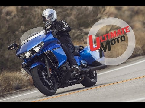 2018 Yamaha Eluder First Ride Review | Ultimate Motorcycling