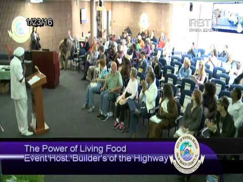 The Power of Living Food Health Conference