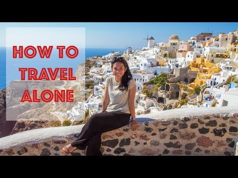 How To Travel Solo | Tips Travelling Sendirian