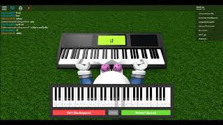 Roblox Klavier Tastatur v1.1 -Mario Thema