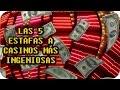 TODA la verdad sobre LOS CASINOS en LAS VEGAS - YouTube