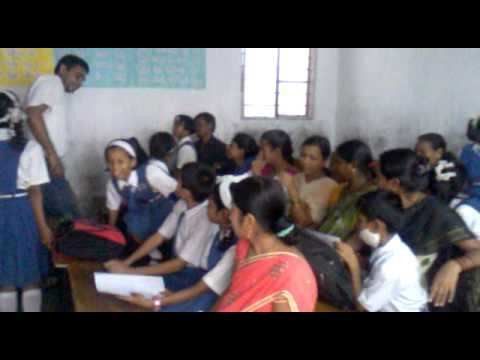 Teach For India Fellow - Shashank Shukla - Power Ranger Class - World Literacy Day 2