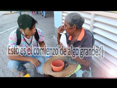 AYUDANDO A LA GENTE DE LA CALLE | CON ESFUERZO Y DEDICACIÓN TODO SE PUEDE:)