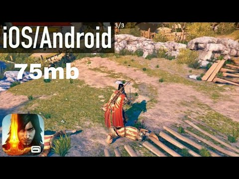 Iron blade Android game in play store