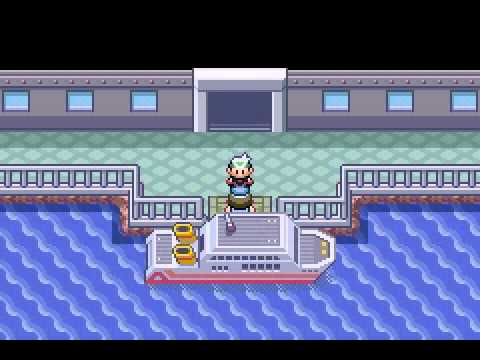 Aurora Ticket Pokemon Emerald