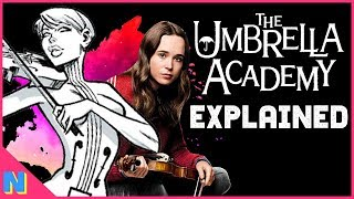 Netflix's Umbrella Academy: Everything You NEED to Know About The Comic