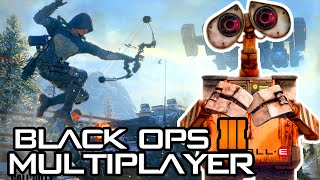 """""""WALL-E GAMETYPE"""" - BLACK OPS 3 MULTIPLAYER BETA SAFEGUARD! Call of Duty BO3 Gameplay!"""