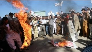 Anti-Islam movie sparks demonstrations in Afghanistan - no comment