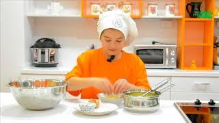 Кулинарная передача 'Приятного аппетита!' Шоколадные кексы