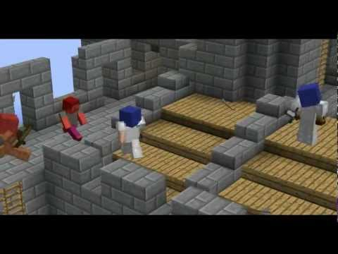 The Battle for Conwy Castle [Server Trailer] - Minecraft