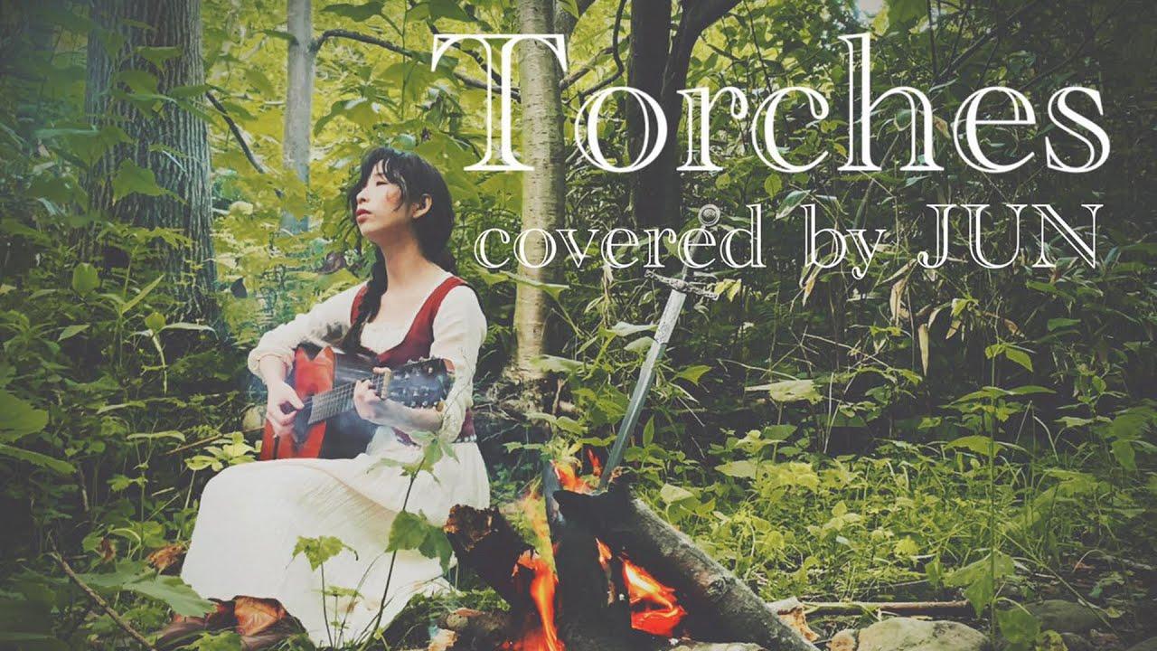 【カバー】Torches / Aimer (covered by JUN)【アコースティック】