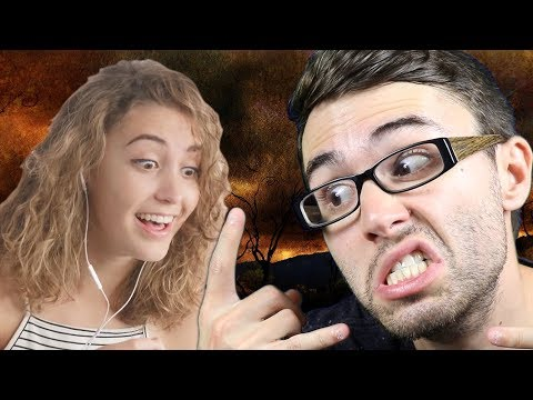 Reacting to Women Reacting to METAL!