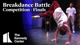 Top Notch B-boy / B-girl Battle: Finals