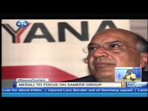 Naushad Merali retires as chairman of Airtel Kenya