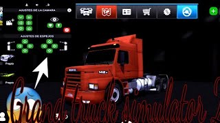 New update grand truck simulator 2 game play español 😱😱grand actualización