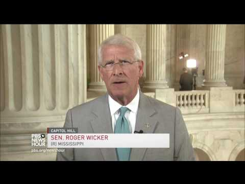 Sen. Wicker: Trump believes health care bill can get 50 votes