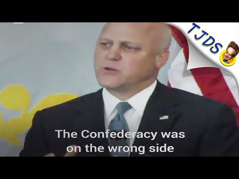 New Orleans Mayor Brilliantly Summarizes Confederate Monument Controversy