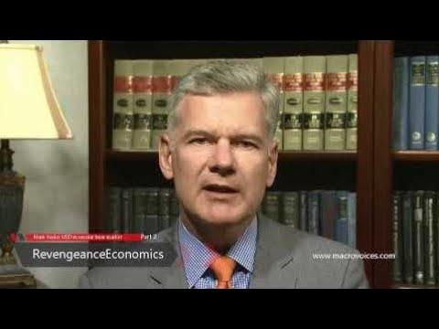 Economic Collapse🔴 Mark Yusko __  USD in secular bear market