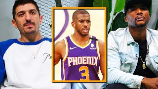 Should CP3 be considered a GOAT?