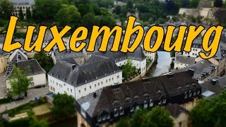 10 Things To Do In Luxembourg City | Top Attractions Travel Guide