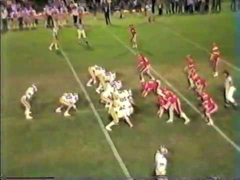 1984 Brentwood School War Eagles at Georgia Military College Bulldogs (football)