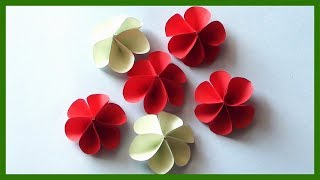 DIY Paper Flowers | Very Easy and Simple Paper Crafts