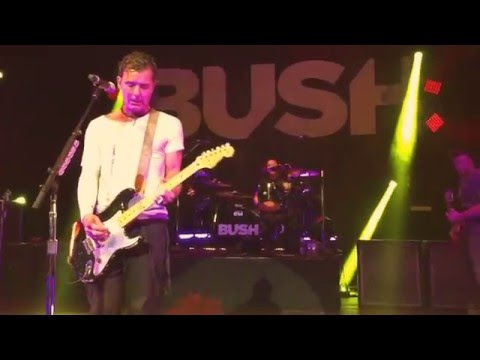 BUSH - SWALLOWED Live from Miami Beach