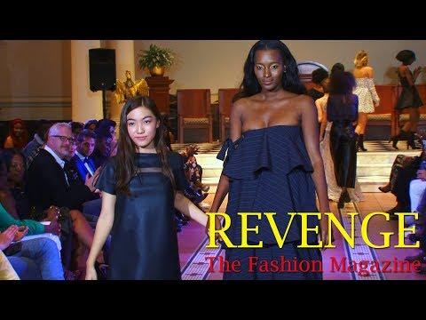 Chelsea Ma @ Fashion Sizzle (Sept. 2017)