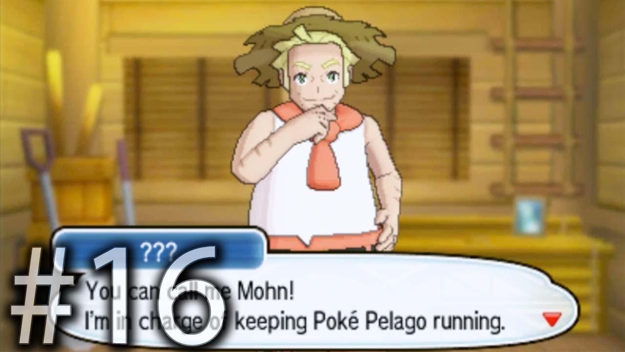 how to make pokemon stay at poke pelago