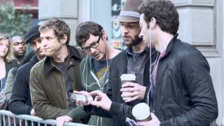 Samsung Galaxy S II (The Next Big Thing) Commercial