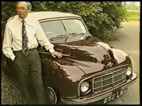 Morris Minor Celebrating 50 Glorious Years