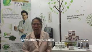 Cardiac Patient: #SimplyNature #SuccessStories with Dra. Engie Domondon