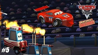 Cars Toon: Mater's Tall Tales - Wii Playthrough Gameplay 1080p (DOLPHIN) PART 5