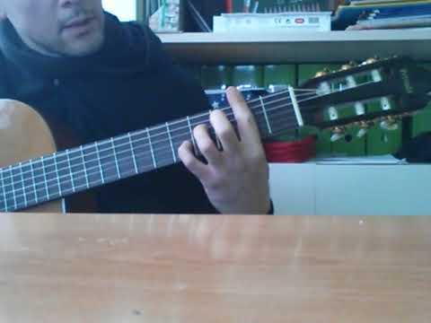 'A rrobba mia - Pino Daniele cover