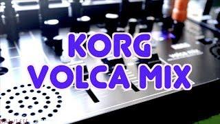 Korg Volca Mix - Overview