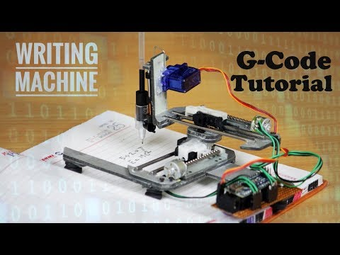 How to Operate homework machine with G Code